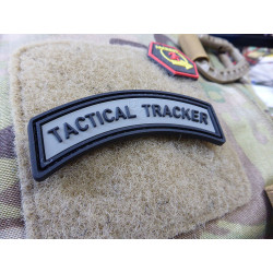 JTG TACTICAL TRACKER Tab Patch, steingrau oliv schwarz /...
