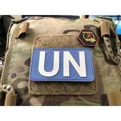 JTG UN Flaggen Patch, fullcolor  / JTG 3D Rubber Patch