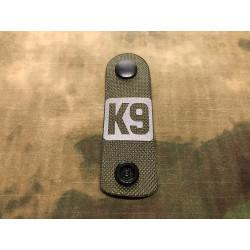 NightStripes, K9, grün mit reflektierendem K9 Logo