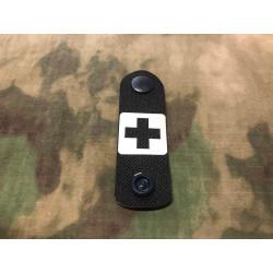 RedCross Medic / IFAK NightStripes, schwarz mit...