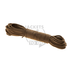 Paracord Type II 425 20m, Coyote / CLAWGEAR
