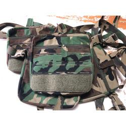 JTG COMPADRE Einsatz- / Umhängetasche, EDC Tasche, orig. Woodland M81
