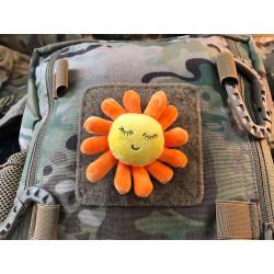 JTG Stoffplüschpatch Sunny, orange, mit...