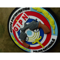 JTG - Groupe d Intervention Police Nationale Patch,...