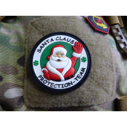 JTG  Santa Claus Protection Team Patch, fullcolor / JTG...