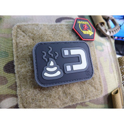 JTG ShitMagnet Patch, swat / 3D Rubber patch
