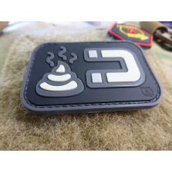 JTG ShitMagnet Patch, swat / 3D Rubber patch