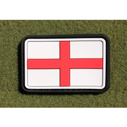 JTG - England Flag (St. George) Patch, fullcolor / 3D...