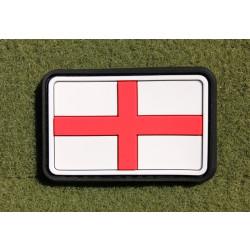 JTG - England Flag (St. George) Patch, fullcolor / 3D...